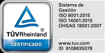Certificados TUV